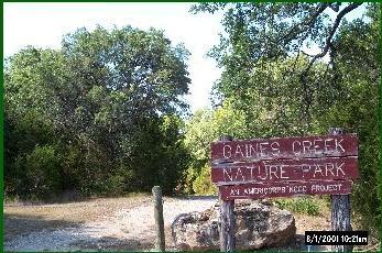 Gaines Creek Park